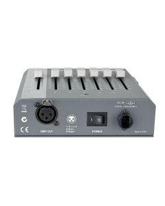 CONTROLLER DMX SDC-6 SHOWTEC