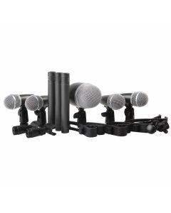 Set di 5 microfoni per batteria DMH5XL PROEL