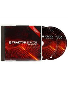 NATIVE INSTRUMENTS Traktor Scratch - Control CD MKII (coppia)