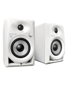 pioneer-monitor-dm40bt-w-white