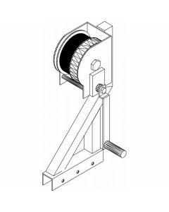 Argano manuale PLTFW9560