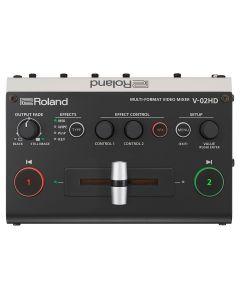 Roland V-02HD mixer video multi formato