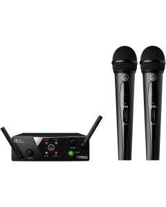 set-radiomicrofono-doppia-frequenza-wms-40-akg