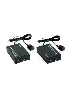 HDMI SUPER EXTENDER CON RIPETITORE IR 120m/1080P,3D