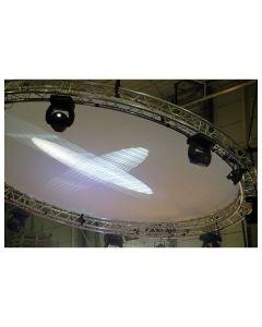 showtec-circle-cloth-white-89046