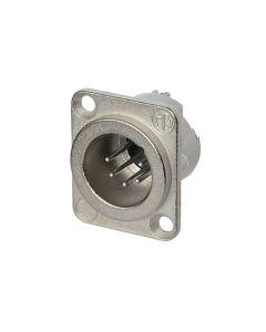 xlr-chassis-serie-dlx-5-poli-maschio-nc5md-lx-neutrik