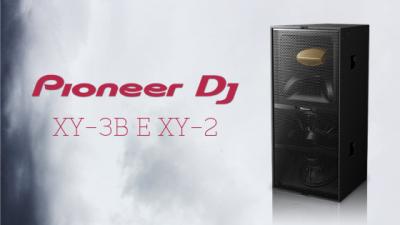 Pioneer XY-3B e XY-2, le novità della serie XY!