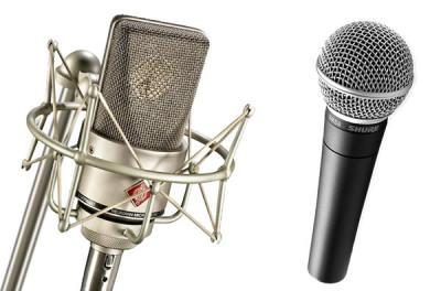 I migliori microfoni per registrare la voce, ad un prezzo moderato!
