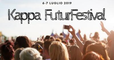 Il Kappa FutureFestival sta tornando!!! Siete pronti?